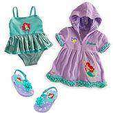 Disney Ariel 1-Piece Swimsuit Swim Collection for Baby