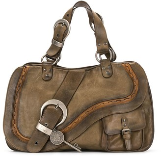 Christian Dior pre-owned Gaucho tote bag