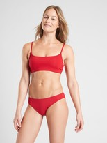 Athleta A-C Scoop Bikini Top