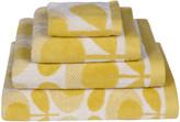 Orla Kiely Speckled Flower Oval Towel