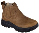 Skechers Men's Relaxed Fit Holdren Volsent Chelsea Boot
