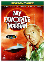MPI Home Video My Favorite Martian: Season 3 5-Disc DVD Set