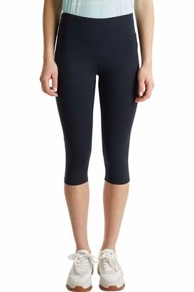 Esprit Women's Tight Capri Organic Cotton Track Pants