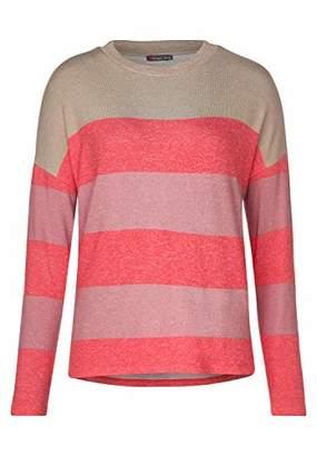 Street One Women's 3478 Long Sleeve Top,(Size: 40)