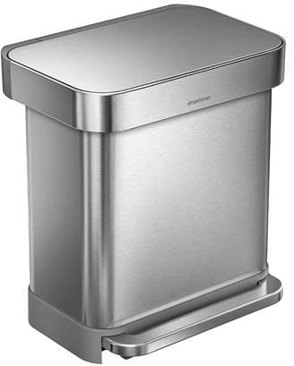Williams-Sonoma simplehuman Step Can with Liner Pocket, 30L