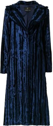 Unreal Fur Faux Fur Midi Coat