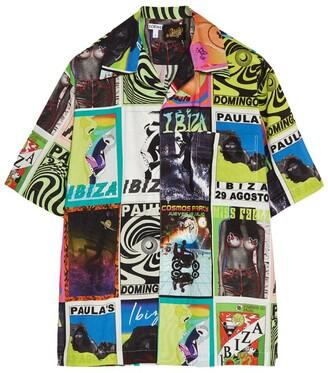 Loewe x Paula's Ibiza Flyer Shirt