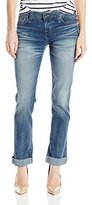 Big Star Women's Kate Mid Rise Straight Leg Jean In