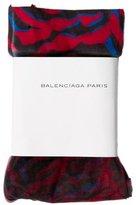 Balenciaga Zebra Print Tights w/ Tags