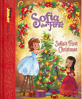 Disney Sofia the First: Sofia's First Christmas Book