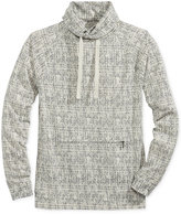 American Rag Men's Graphic-Print Funnel-Neck Shirt, Only at Macy's