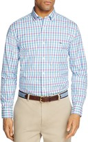 Vineyard Vines Crystal Reef Plaid Tucker Classic Fit Button-Down Shirt