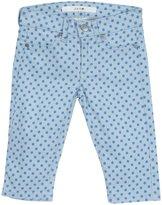 Joe's Jeans Polka Dot Pirate Jeans (Toddler/Kid) - Sky Blue-3