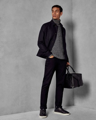 Ted Baker RAREBIT Short wool jacket