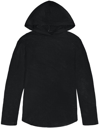 Goodlife Double Layer Scallop Hoodie