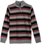 Calvin Klein Boys' Altitude Stripe Sweater