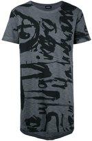 Diesel printed T-shirt - men - Cotton - M