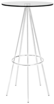 Modway Sync Round Bar Table