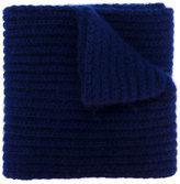 Marni colour block scarf