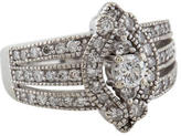 Ring Diamond Split Shank