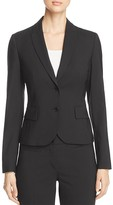 St. Emile Betty Button Blazer