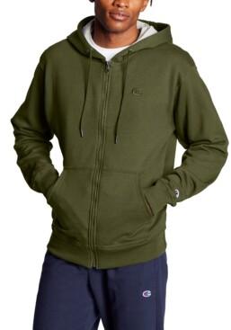 Champion Men's Powerblend Fleece Zip Hoodie