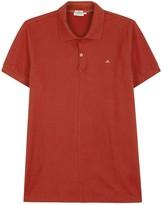 J.lindeberg Rubi Piqué Cotton Polo Shirt