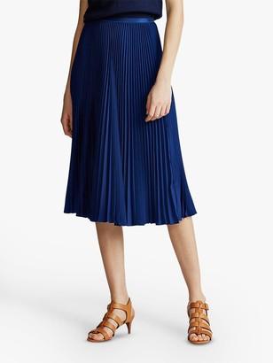 Ralph Lauren Polo Rese Skirt, Holiday Navy