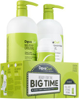 DevaCurl Ready for the Big Time The Original Cleanse & Condition Bonus Set for Curly Hair