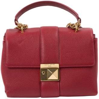 Sonia Rykiel Red Leather Handbags