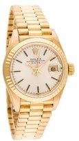 Rolex Date President Watch