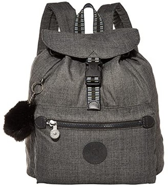 Kipling Keeper S Backpack (Jeans Grey) Backpack Bags