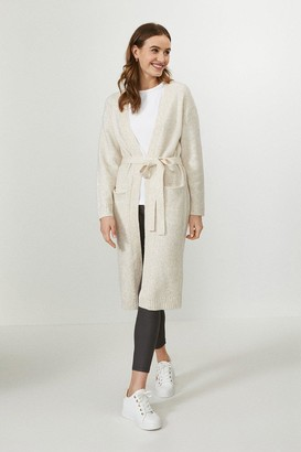Coast Longline Knitted Cardigan
