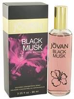 Jovan Black Musk by Cologne Concentrate Spray 3.25 oz