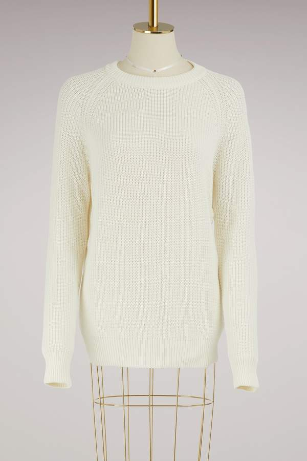 Ami Raglan sleeves sweater