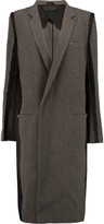 Haider Ackermann Blondie wool-blend coat
