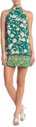 re:named apparel Saira Halter Dress