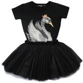 Rock Your Baby Girl's Swan Lake Circus Dress