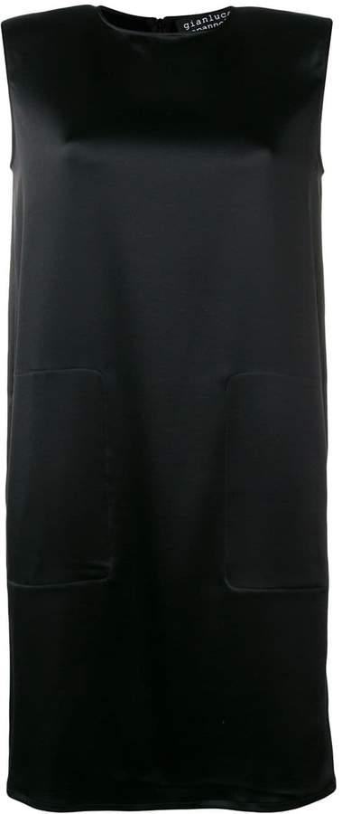 Gianluca Capannolo sleeveless shift dress