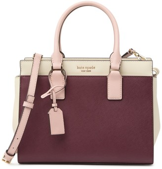 Kate Spade cameron medium leather satchel