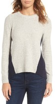 Madewell Women's Back Zip Pullover