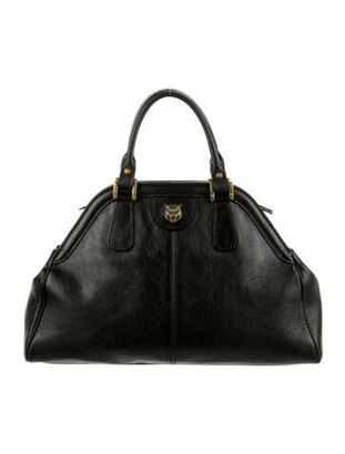 Gucci Medium Re(Belle) Top Handle Bag Black