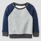 Cat & Jack Toddler Boys' Sweatshirt Heather Grey - Cat & Jack