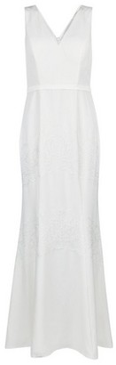 Dorothy Perkins Womens Showcase Ivory 'Larissa' Bridal Maxi Dress