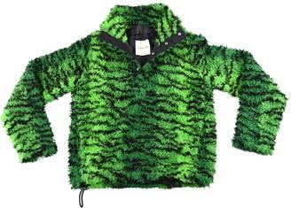 Kenzo X H&m Green Knitwear for Women