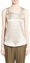 Lafayette 148 New York Women's Perla Reversible Silk Blouse