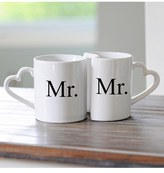 Cathy's Concepts 'For The Couple' Ceramic Coffee Mugs