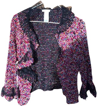 Christian Lacroix Multicolour Cotton Knitwear for Women Vintage