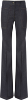 Derek Lam Charlotte Core High-Waisted Flare Jeans