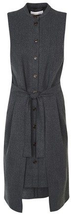 See by Chloe Sleeveless shirt dress